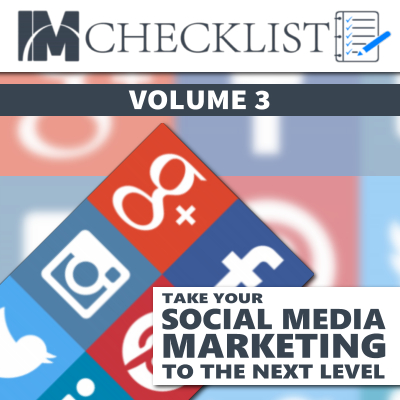 30 Social Media Marketing Checklists