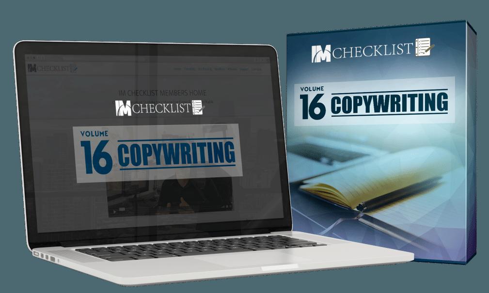 IM Checklist Copywriting