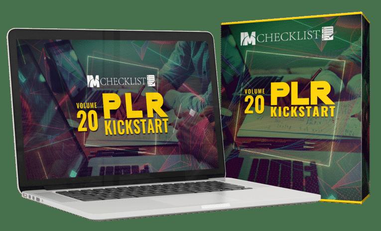 IM Checklist PLR Kickstart