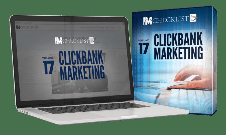 IM Checklist ClickBank Marketing
