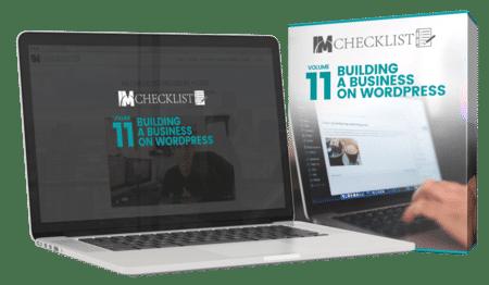 IM Checklist WordPress