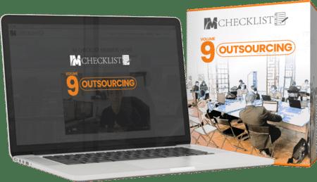 IM Checklist Outsourcing