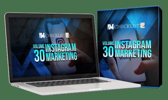 IM Checklist Volume 30: Instagram Marketing