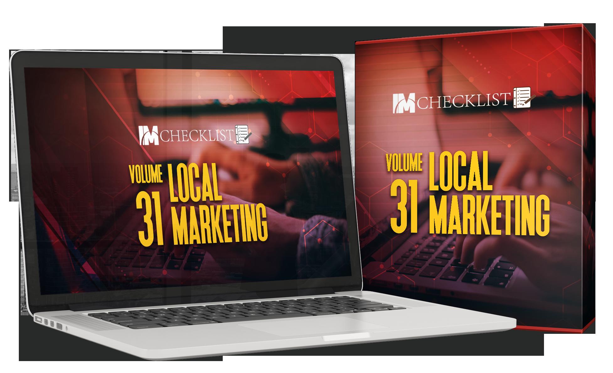IM Checklist Local Marketing
